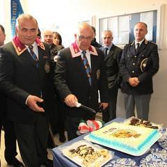 Inaugurazione della cappella del commissariato di Trani