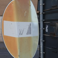 Cartelli stradali irregolari