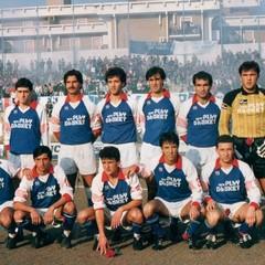 Polisportiva Trani, anni '80