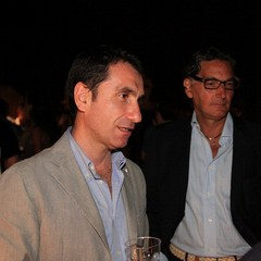 Internazionali di tennis, player's party