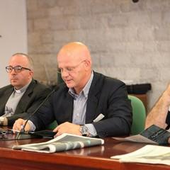 Conferenza stampa per la nuova porta bronzea della Cattedrale