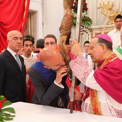 Festeggiamenti per il Crocifisso di Colonna 2012