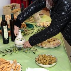 Festa dell'olio novello al frantoio Oro di Trani