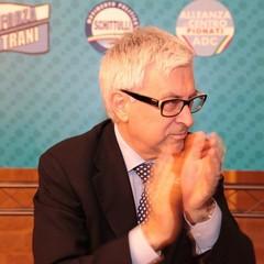 Presentazione della coalizione di centrodestra con Gigi Riserbato sindaco