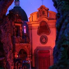 Presepe alla chiesa di San Donato - Trani 2012