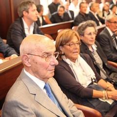 Proclamazione Gigi Riserbato sindaco di Trani