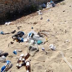 Discarica alla seconda spiaggia