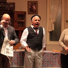 …Na' famigghie a quatte raute! - La commedia 2012 di Enzo Guacci