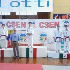 Trofeo Moscatelli, successi per la Judo Trani