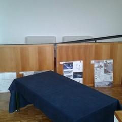 La mostra dei progetti per il concorso Ordinamenta Maris