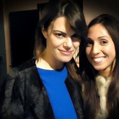 Bianca Guaccero e Rosa Barca