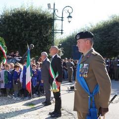 Festa del 4 novembre: le celebrazioni nella villa di Trani