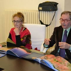 """Conferenza stampa presentazione libro """"La Provincia di Barletta Andria Trani - Un viaggio nel cuore della Puglia"""""""
