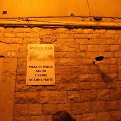 Cristogramma in via Lagalante