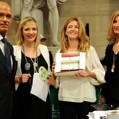 Francesca De Leonardis premiata da Telethon