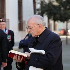 Inaugurazione aiuole di piazza Natale d'Agostino