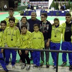 I giovani della Judo Trani