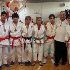La Judo Trani a Cosenza