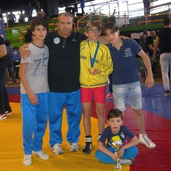 La Judo Trani ad Ostia