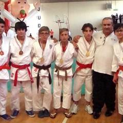 I ragazzi della Judo Trani
