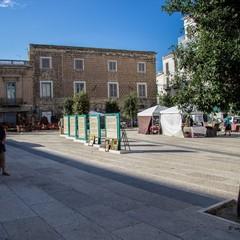 Mercatino dell'antiquariato di piazza dei Longobardi