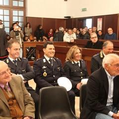 Encomi alla Polizia Locale e premiazione dipententi in pensione