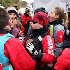 Presentazione yrofeo Optimist Italia Kinder sport+