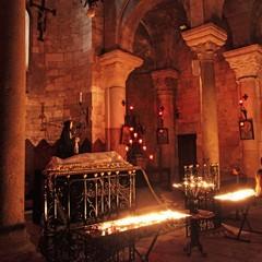 Giovedì Santo a Trani, Sepolcro alla chiesa di Ognissanti