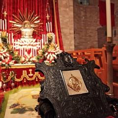 Giovedì Santo a Trani, Sepolcro in Cattedrale