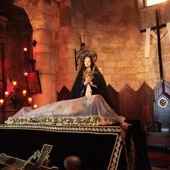 Giovedì Santo, Sepolcro alla chiesa di Ognissanti