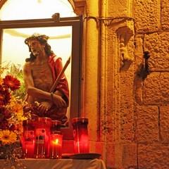 Edicola sacra in via Ognissanti