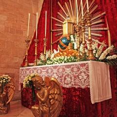 Giovedì Santo, Sepolcro alla chiesa di San Francesco