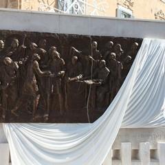 Il monumento dedicato agli statuti marittimi restaurato