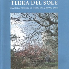 "Copertina del libro ""Terra del sole"""