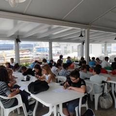 Corso di vela per gli studenti della Giustina Rocca