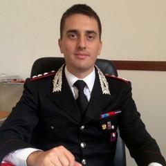 Capitano Alfieri Carabinieri Trani