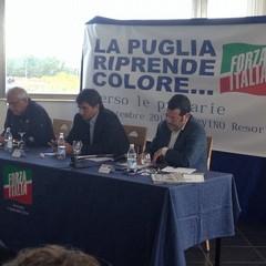 Forza Italia riparte da Monopoli