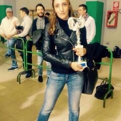 """""""Distensione su panca"""", Trani ha il suo campione nazionale"""