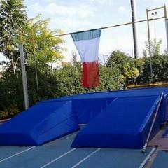 Inaugurato pistino di atletica e salto