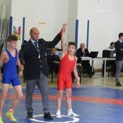 Trofeo L'Aquila e Coppa Italia Perugia - medaglie  Judo Trani