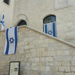 L'ambasciatore dello Stato di Israele in visita a Trani