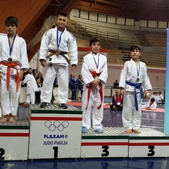 New Accademy Judo, la premiazione ai campionati regionali giovanissimi