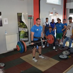 Gara Nazionale Powerlifting Trani