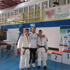 Judo Trani a Napoli