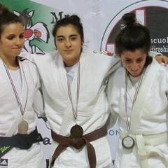 Pioggia di medaglie per la Judo Trani a Martina Franca