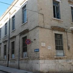 Degrado all'ex conservatorio San Lorenzo