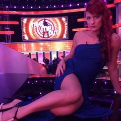 La vocalist tranese Irene Antonucci