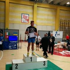 Campionato europeo di singole alzate