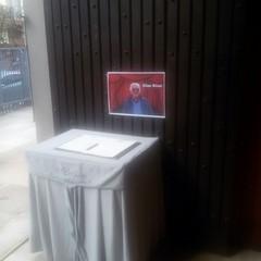 Funerali di Rino Franco