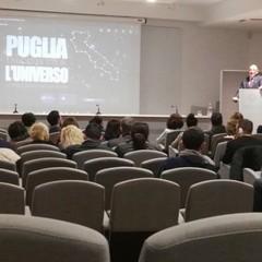 Andrea Accomazzo al Polo Museale per spiegare la Missione Rosetta